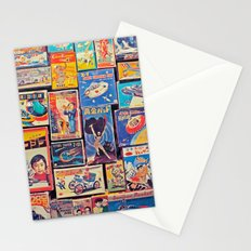 Toy Warp Stationery Cards