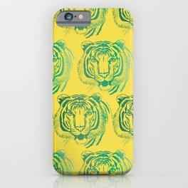 Illuminating Tiger iPhone Case