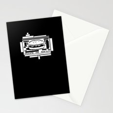 Killing Me Softly Stationery Cards