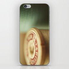 Cotton iPhone & iPod Skin