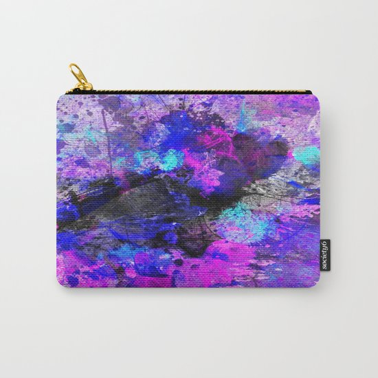Velocity - Abstract Carry-All Pouch