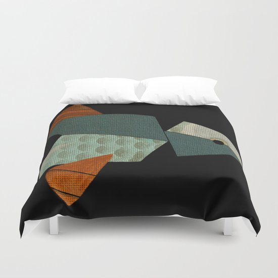 Nearly a Fish Duvet Cover