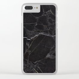 Marble Texture Surface 13 Clear iPhone Case