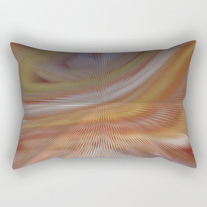 Abstract 275 Rectangular Pillow
