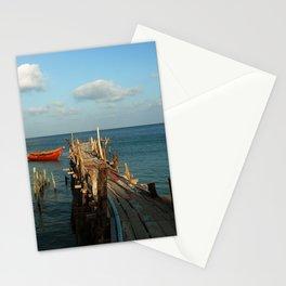 Koh Samet Jetty Stationery Cards