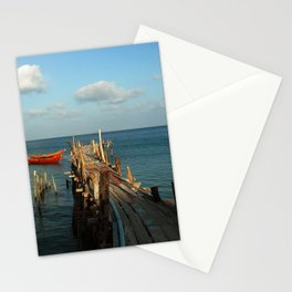 Koh Samet Jetty Stationery Cards