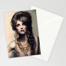 Haute Jewel Stationery Cards