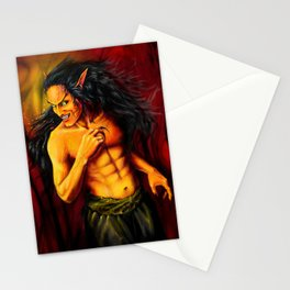 Ifrit Stationery Cards