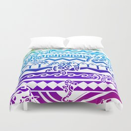 Maori Colors Duvet Cover