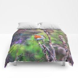 Garden Robin Comforters