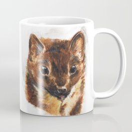 European Pine Marten Coffee Mug