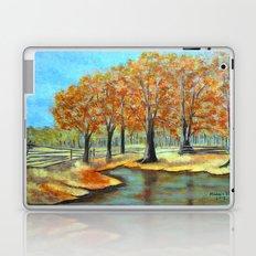 Autumn landscape 3 Laptop & iPad Skin