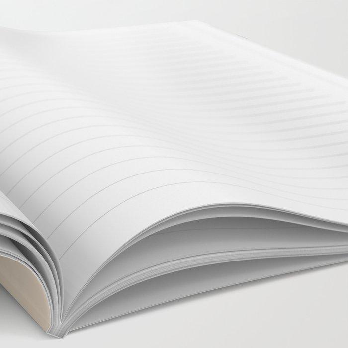 desertscape – neutral Notebook