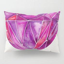 Rhodolite Pillow Sham