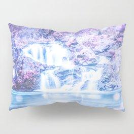 Mermaid Waterfall Pillow Sham