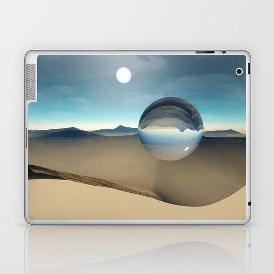 desert sphere void Laptop & iPad Skin