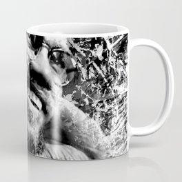 MALCOLM (BLACK & WHITE VERSION) Coffee Mug