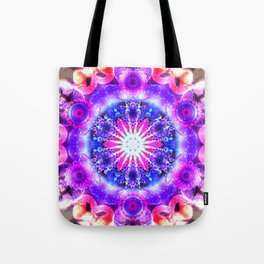 Elevation Mandala Redux - The Mandala Collection Tote Bag