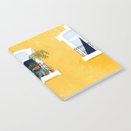 Lisbon girl Notebook
