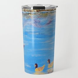 Pond Lovers | Amoureux de L'Etang Travel Mug