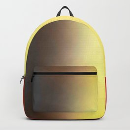 Flag of belgium 8 - with cloudy colors Backpack