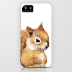 Little Squirrel iPhone (5, 5s) Slim Case