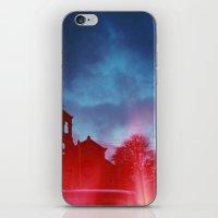 dublin iPhone & iPod Skins featuring Ranelagh, Dublin.  by Aoife Giles