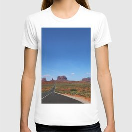 Traveling On Highway 163 T-shirt