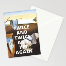 twice (phone case) Stationery Cards