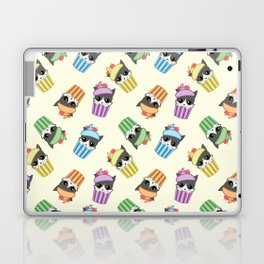 cupcake kitty Laptop & iPad Skin