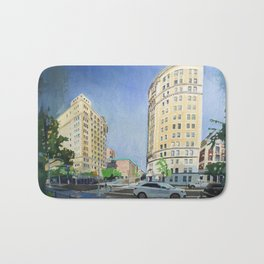 Riverside Dr & W 116th St Bath Mat