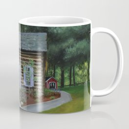 Summer at the Cabin Coffee Mug