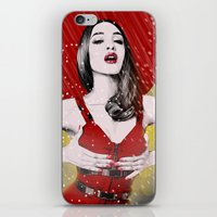 snatch iPhone & iPod Skins featuring Snatch  by mustafasoydan