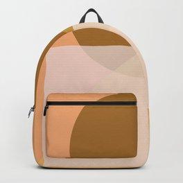 Maple Overlap Print Backpack