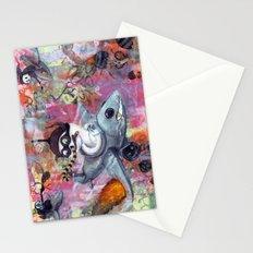 FlyGuys Stationery Cards