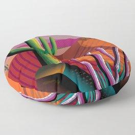Gila River Indian Community Floor Pillow