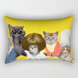 B-Kitty Kitty Rectangular Pillow
