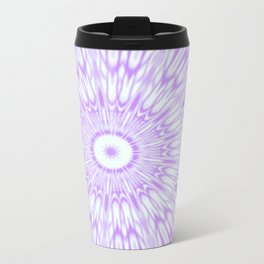 Lavender. Kaleidoscope Travel Mug