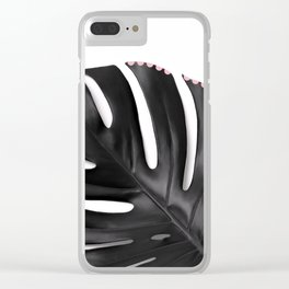 Little Black Dress Clear iPhone Case