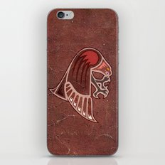 Aboriginal Hawk Attack iPhone & iPod Skin