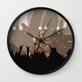 Motorhead Rock and Roll  Wall Clock