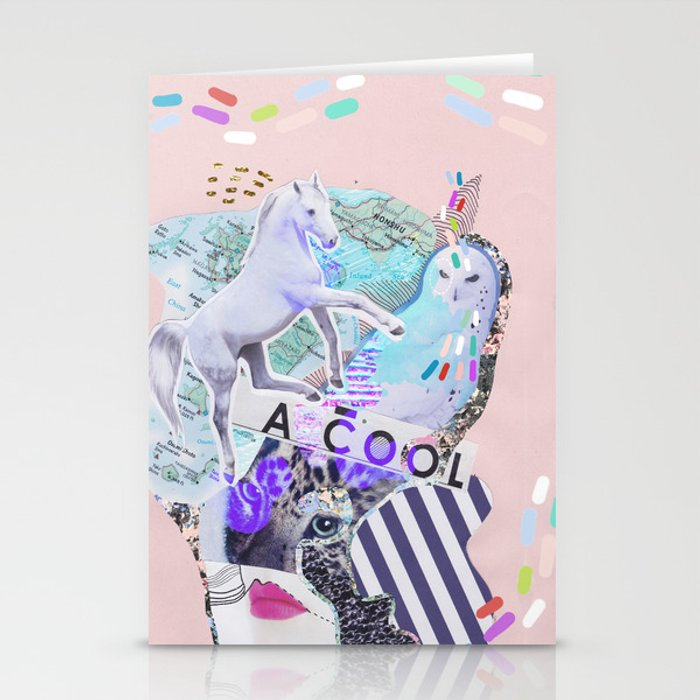 MAGIC WONDERLAND Stationery Cards