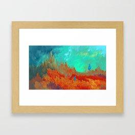 Orlandatime Framed Art Print