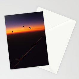 Horizon Sunset Stationery Cards