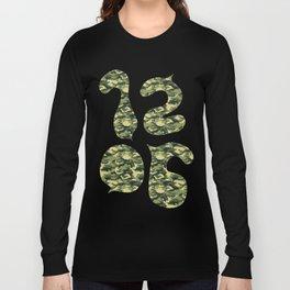 1206 Cammo Long Sleeve T-shirt