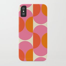 Capsule Sixties iPhone Case