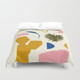 Simple Garden Duvet Cover