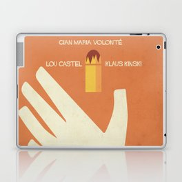 A Bullet for the General, Movie with Klaus Kinski, Gian Maria Volonté. Spaghetti Western Poster Laptop & iPad Skin