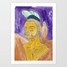 FETISH Art Print