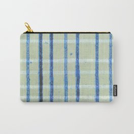 Pencil lines vertical and horizontal Carry-All Pouch